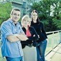 Aneta, Magda, Piotrek - zdjęcia do strony internetowej