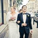 Ewelina i Maciek - przygotowania i ślub